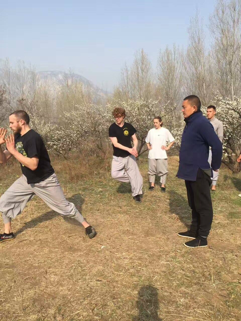 Train Shaolin Kung Fu in China